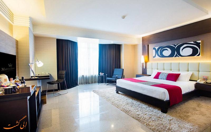 هتل مجستیک گرند بانکوک | نمونه اتاق