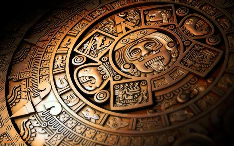 تقویم باستانی مایا