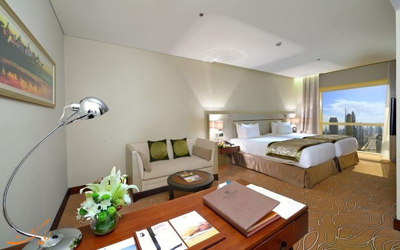 هتل میلینیوم پلازا دبی | نمونه اتاق