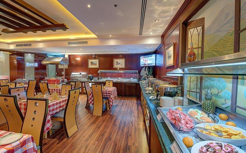 هتل نیهال پالاس دبی | رستوران