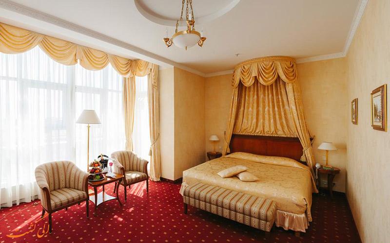 هتل نووتل مسکو سیتی | اتاق