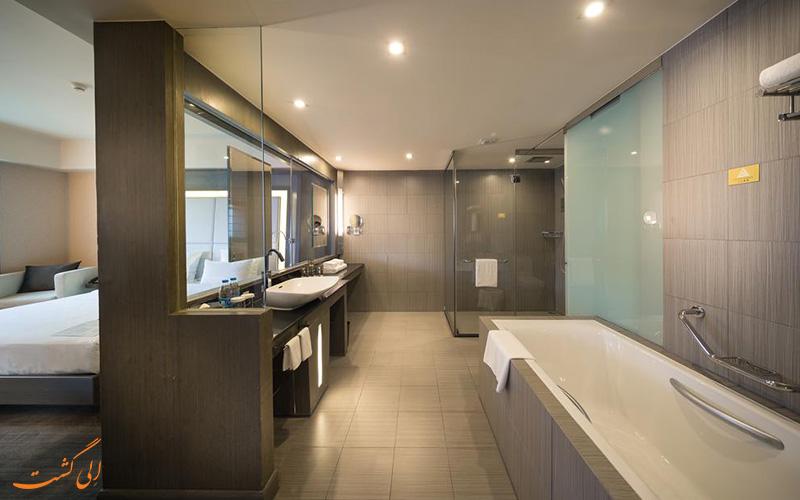 هتل نووتل سانیوئان پکن | حمام