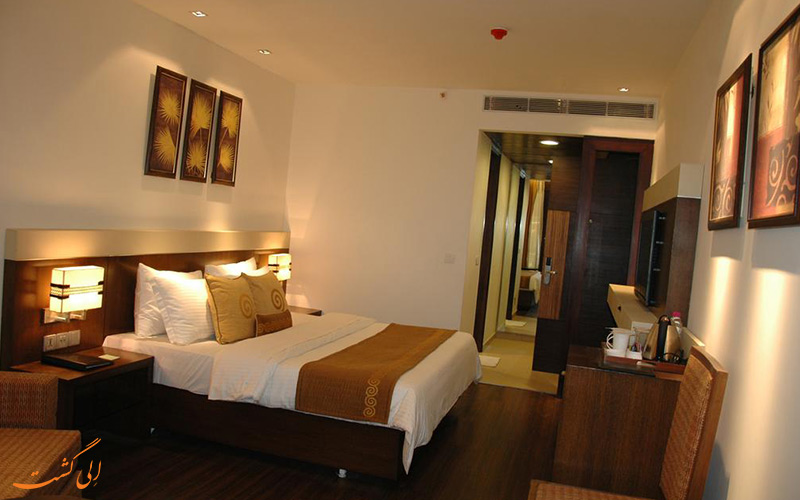 هتل شروانی نهرو پلیس دهلی | اتاق دبل