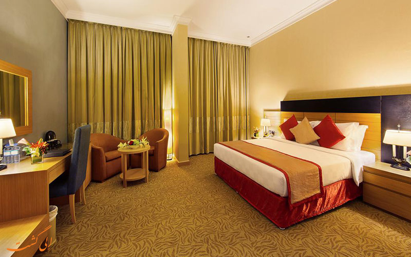 هتل سان اند اسکای دبی | اتاق