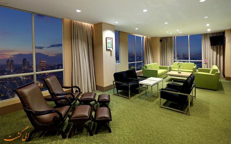 سوئیس بل هتل مانگا بسار جاکارتا | سوئیت