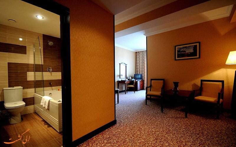 هتل کراون باکو   سوئیت