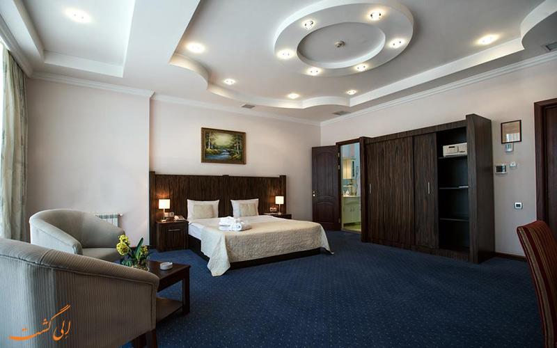 هتل آناتولیا باکو | اتاق دبل
