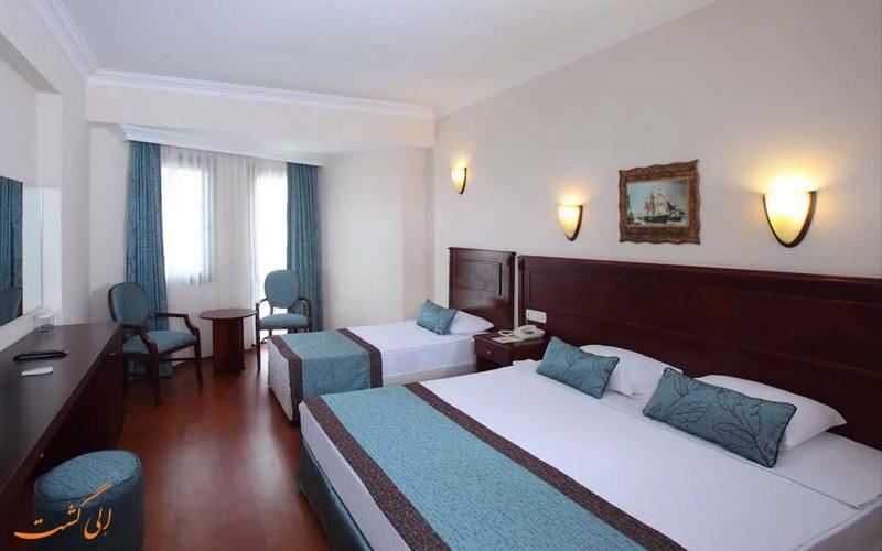 هتل گلدن ایج بدروم | نمونه اتاق