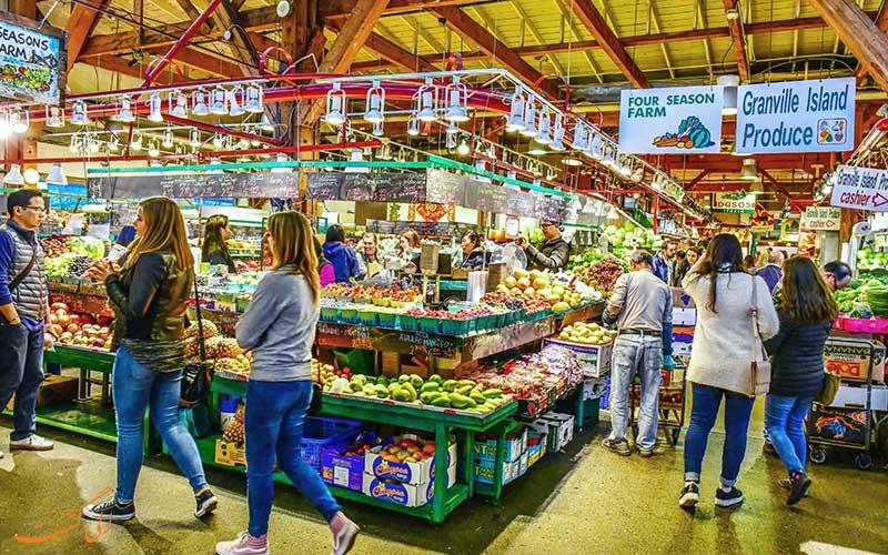 بازار جزیره گرانویل | Granville Island