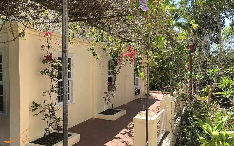 باغ خانه موزه همینگوی کوبا