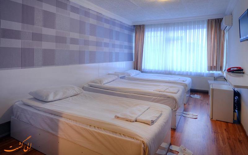 هتل ابرو نکاتیبی آنکارا | اتاق تریپل