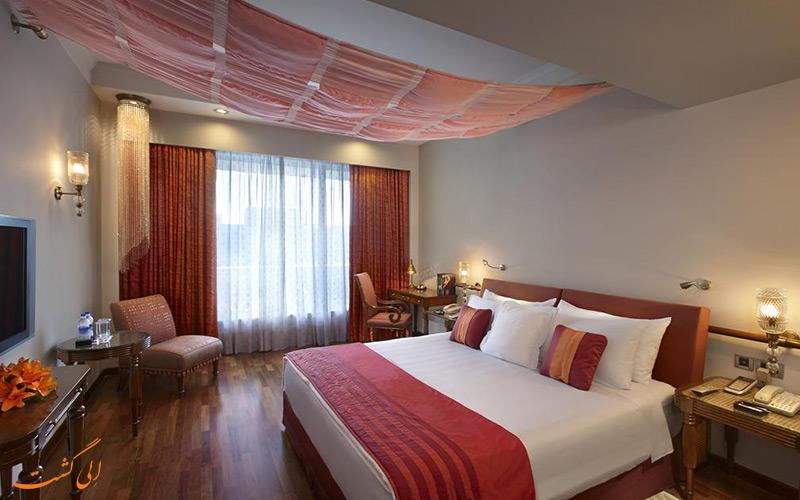 هتل آی تی سی راجپوتانا جیپور | نمونه اتاق