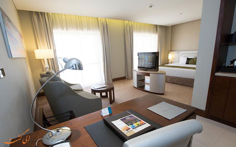 هتل میلینیوم پلازا دبی | اتاق