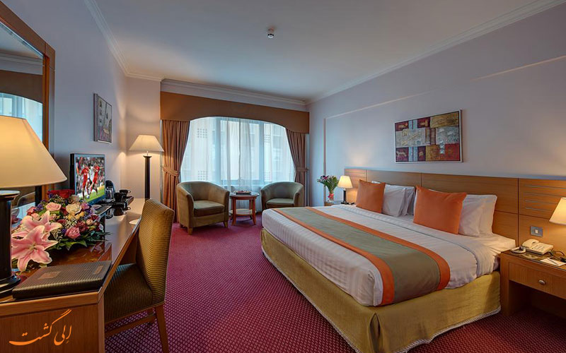 هتل نیهال پالاس دبی | اتاق