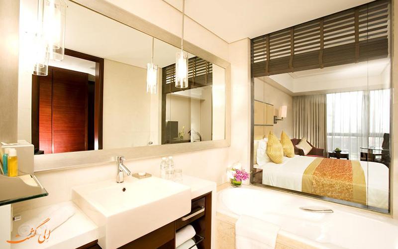 هتل رادیسون بلو هنگ کوان شانگهای | حمام