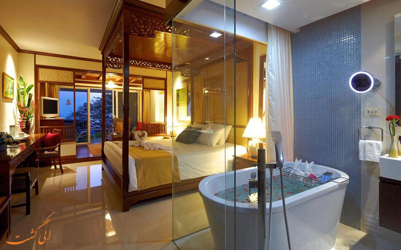 هتل رویال بیچ کلیف تراس پاتایا | اتاق