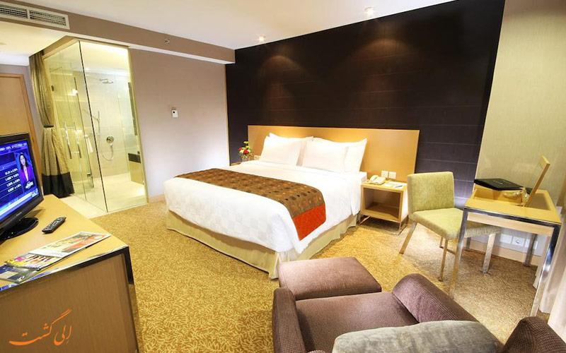 سوئیس بل هتل مانگا بسار جاکارتا | اتاق