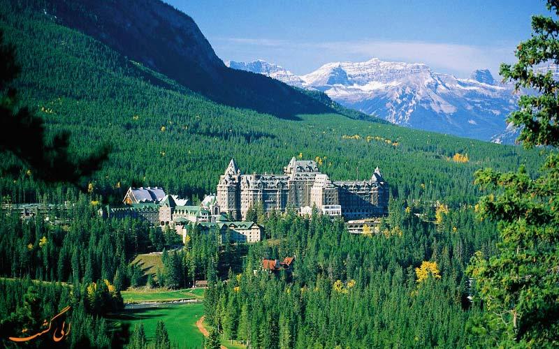 هتل فیرمونت بانف اسپرینگز