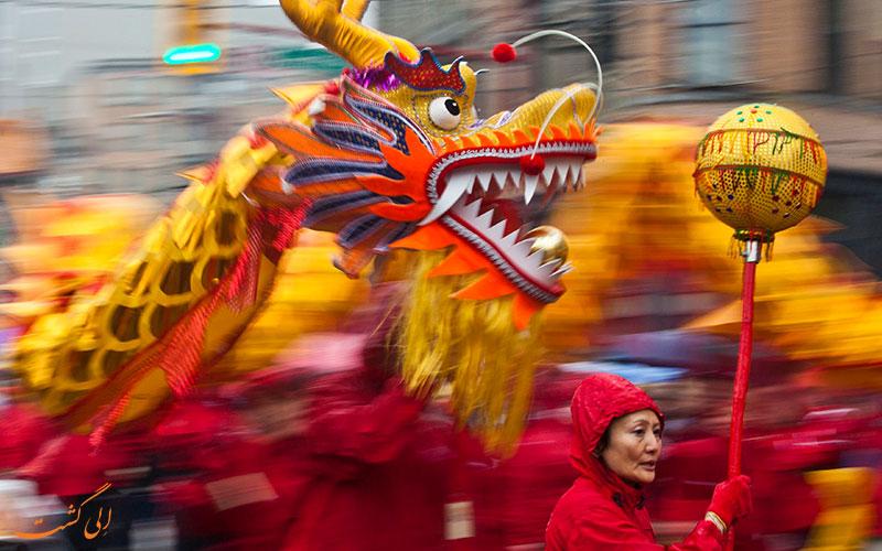 سال نوی چینی ها