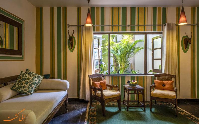 هتل کاسا باگا گوا | نشیمن