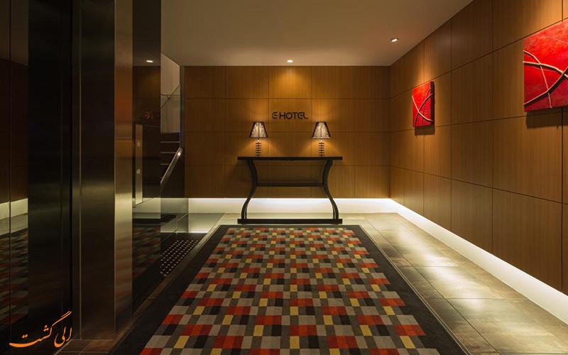 هتل ای هیگاشی شینجوکو توکیو | نمای داخلی