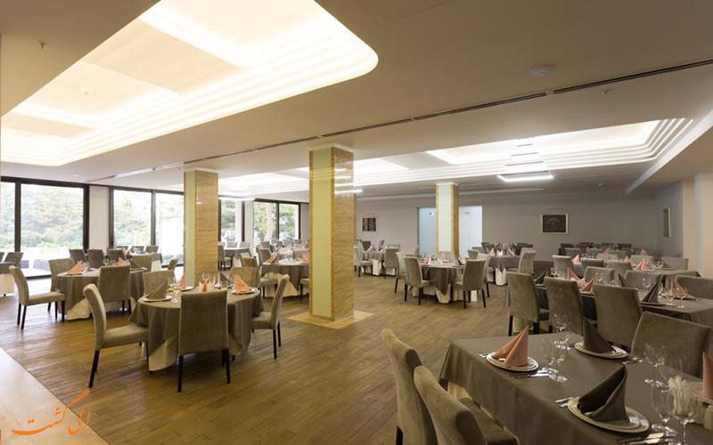 هتل هرازدان ایروان | رستوران