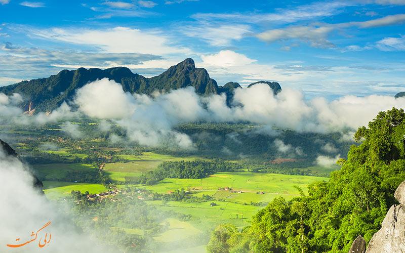 کوه فانگرن (Phangern)