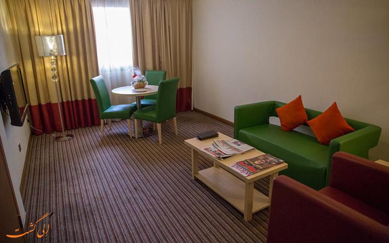 هتل سافرون بوتیک دبی   سوئیت
