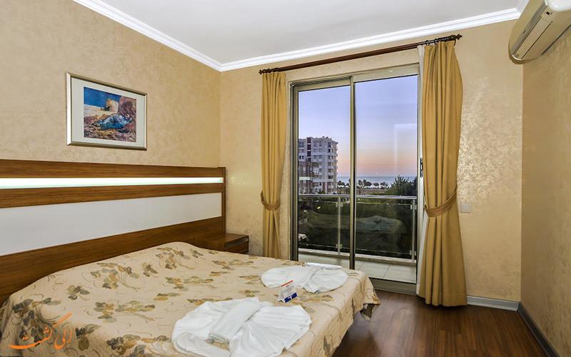 هتل سانتا مارینا آنتالیا | اتاق دبل