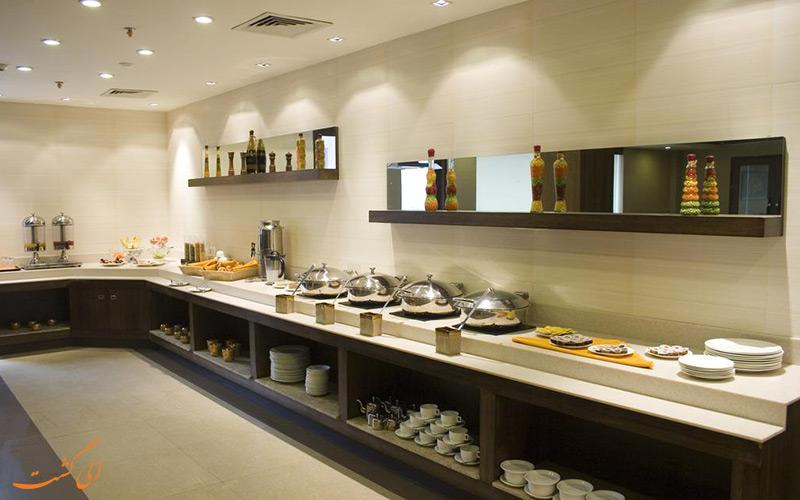 هتل شروانی نهرو پلیس دهلی | بوفه رستوران