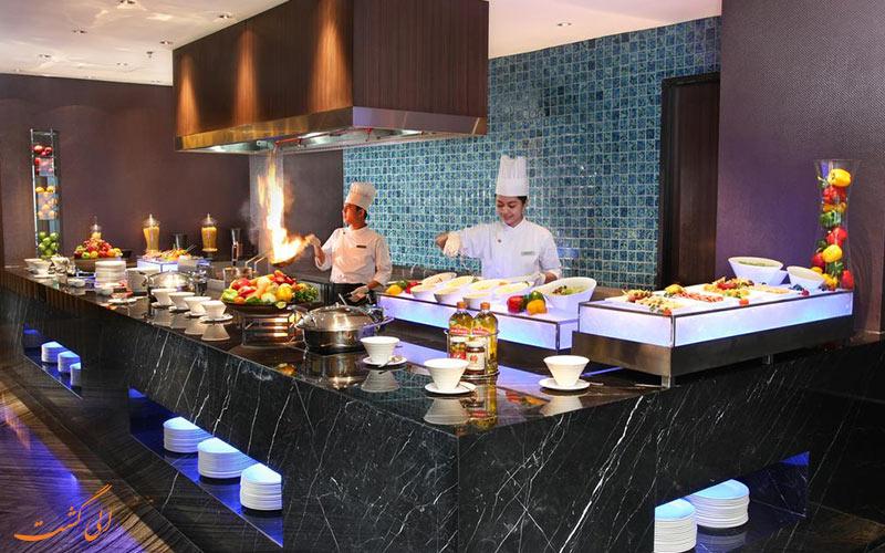 سوئیس بل هتل مانگا بسار جاکارتا | رستوران