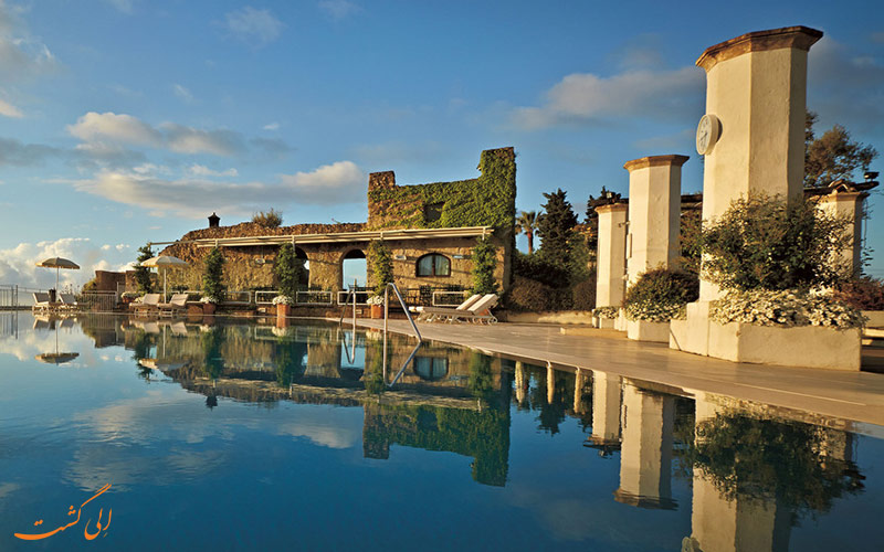 بلموند هتل کوراسو، آمالفی ایتالیا