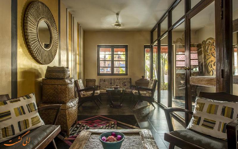 هتل کاسا باگا گوا هند