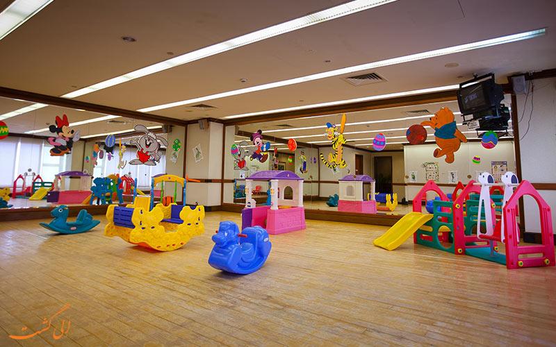 هتل اورگرین لورل پنانگ | اتاق بازی کودکان