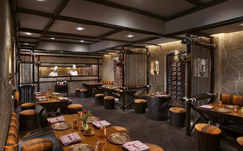 هتل آی تی سی راجپوتانا جیپور | رستوران