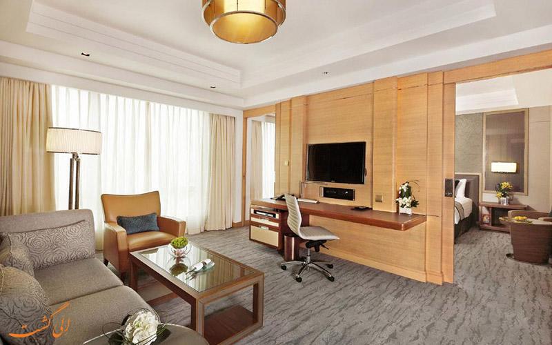 هتل کری پکن | سوئیت