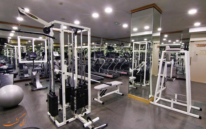 هتل ماجان کنتیننتال مسقط | باشگاه بدنسازی