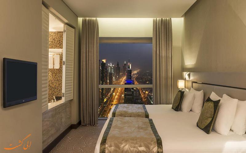 اتاقی در هتل میلینیوم پلازا دبی