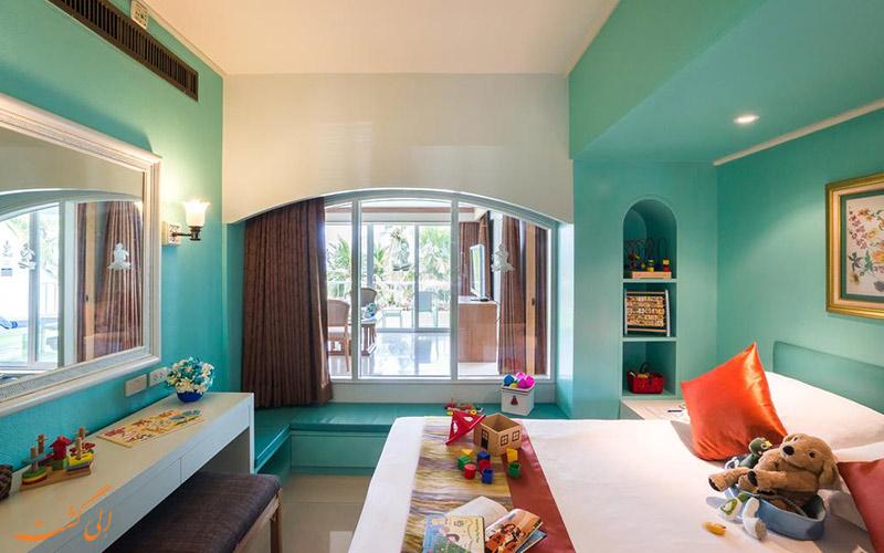هتل رویال بیچ کلیف تراس پاتایا | اتاق کودک