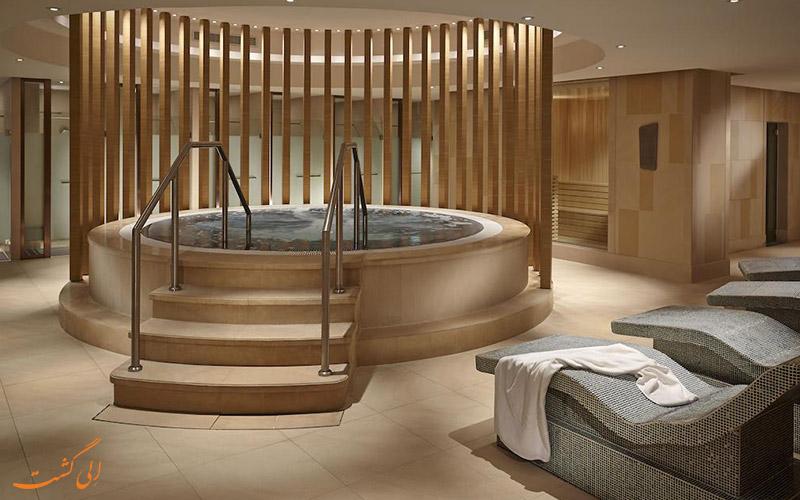 هتل کری پکن | جکوزی