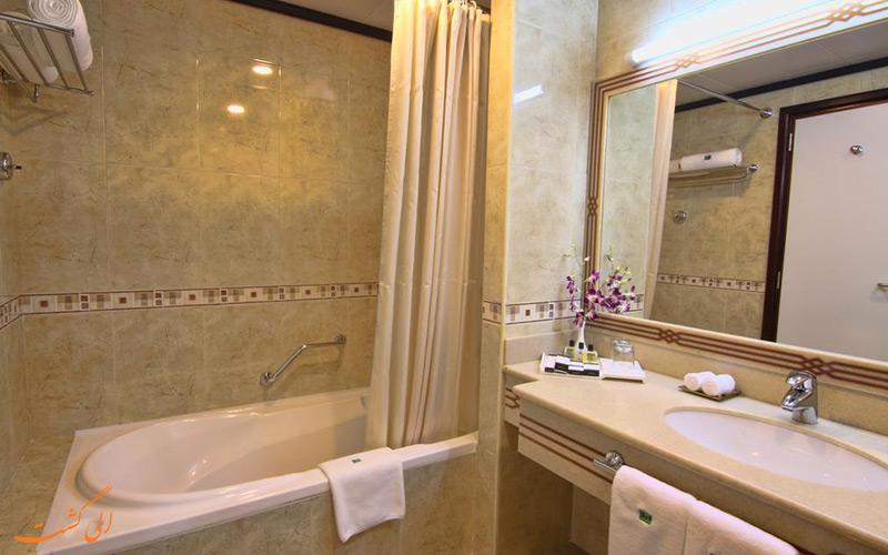 هتل ماجان کنتیننتال مسقط | حمام