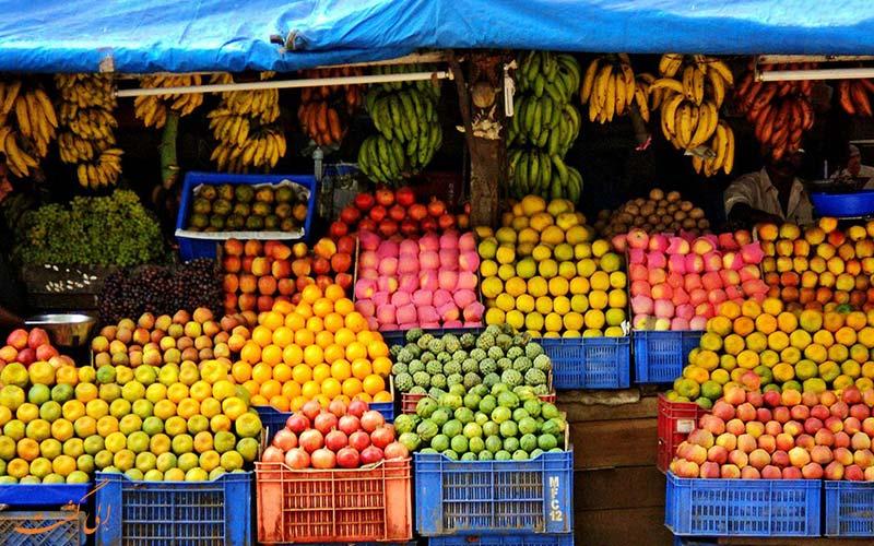بازار محلی ماله   Male Local Market