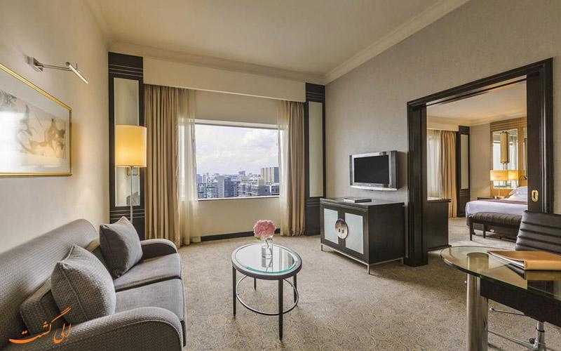 هتل ماندارین اورچارد سنگاپور | سوئیت