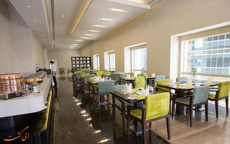 رستوران هتل میلینیوم پلازا دبی