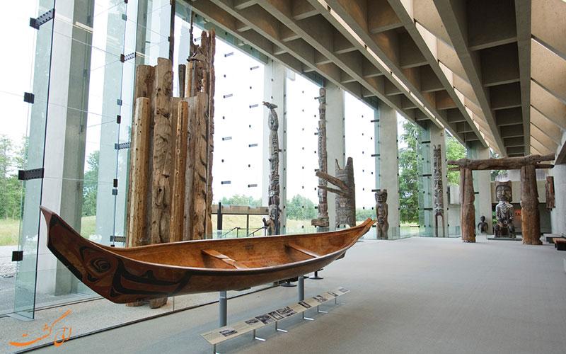 موزه مردم شناسی ونکوور