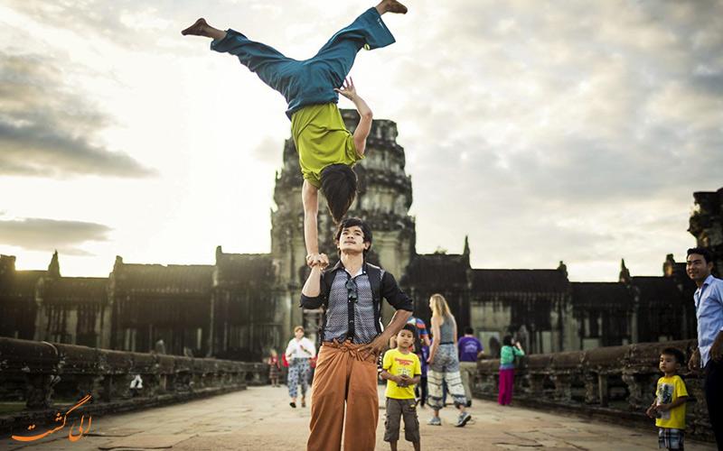 سیرک کامبوج