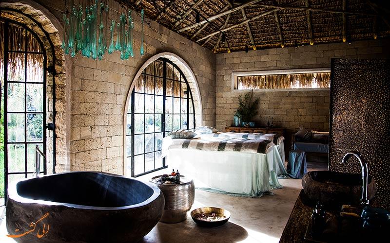 سگرا ریتریت، کنیا