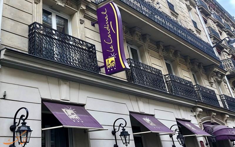 کاردینال پاریس