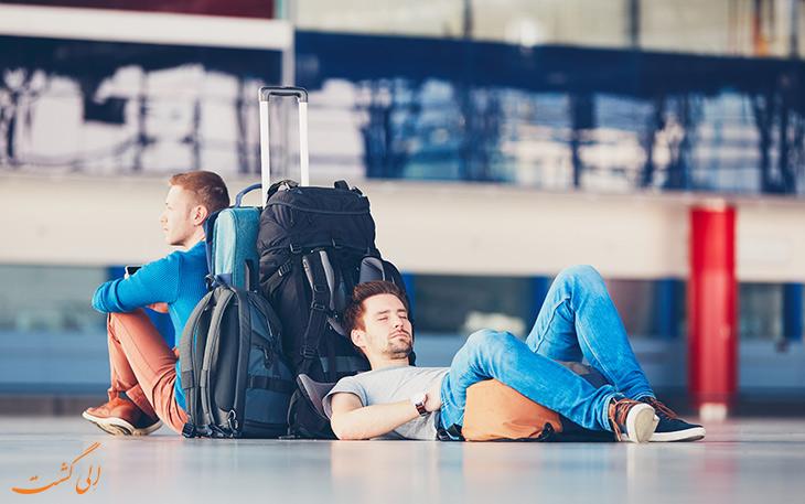 مشکلات مسافران در سفر به کوش آداسی