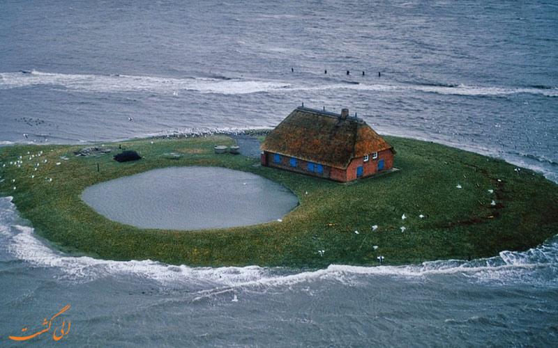 جزایر هالیگن